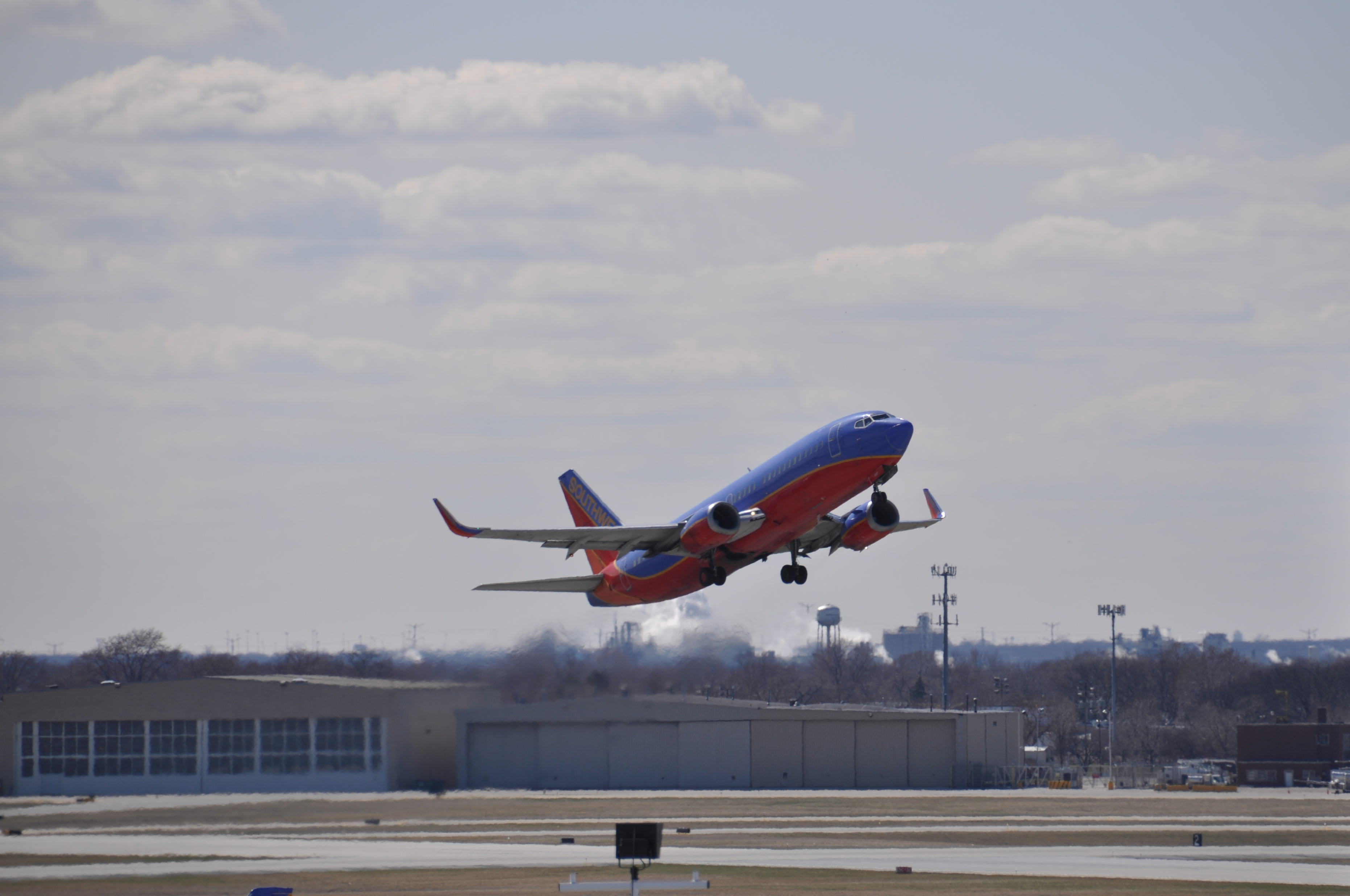 Day 85: Plane | Showcasing Chicago One Image at a Time